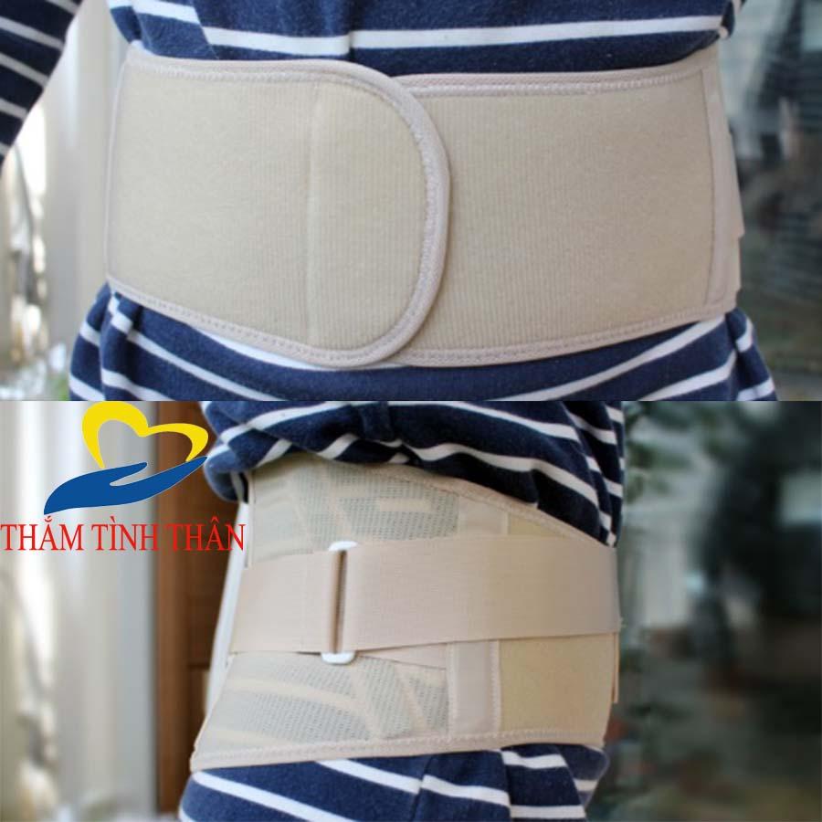 Đai lưng hỗ trợ người bệnh cột sống