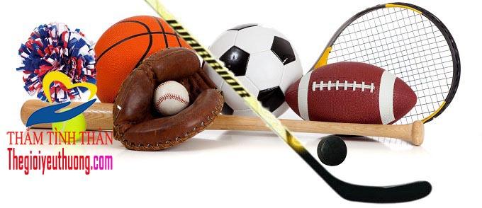 Nếu chàng trai của bạn ưa vận động, hãy tặng bạn ấy món dụng cụ thể thao phù hợp