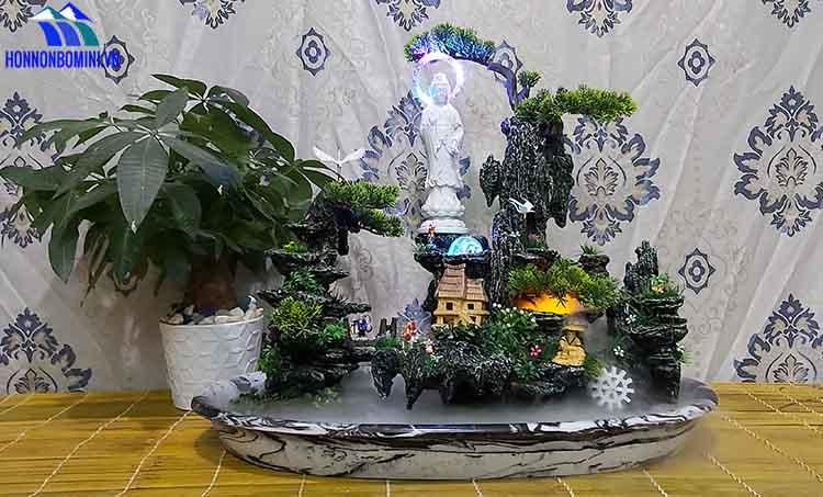 Non bộ Thác Nước Avatar Tuyệt Đẹp