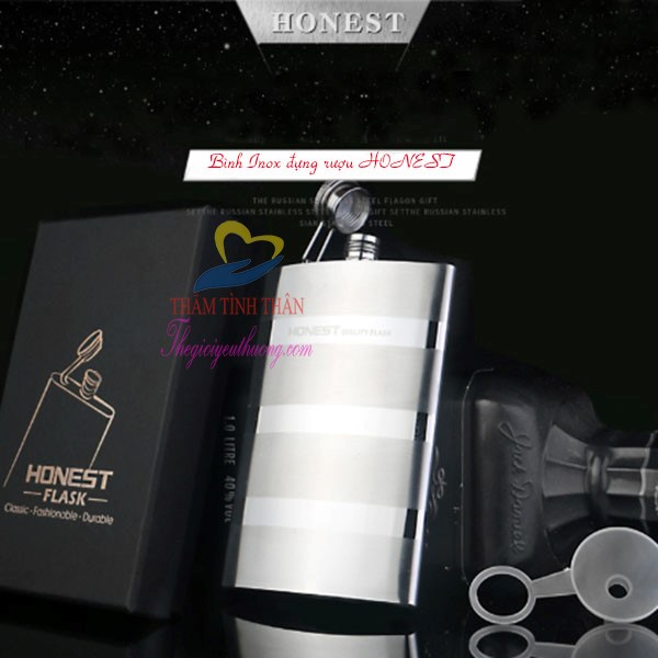 17 Mẫu Bình rượu Inox 304 An Toàn, Độc Đáo, Được ưa chuộng nhất 2020