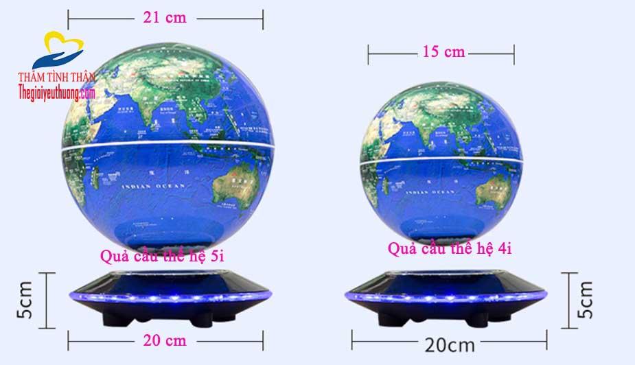 quả địa cầu từ tính