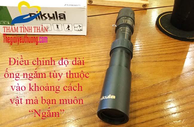 Tổng quan ống nhòm 1 mắt nikula nhìn xa nhất