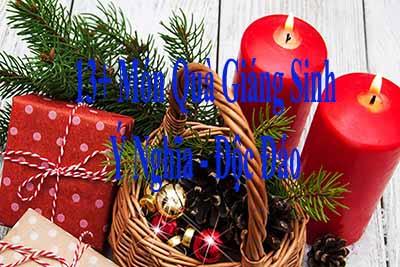 13+ Món Quà Giáng Sinh Ý Nghĩa, Độc Đáo