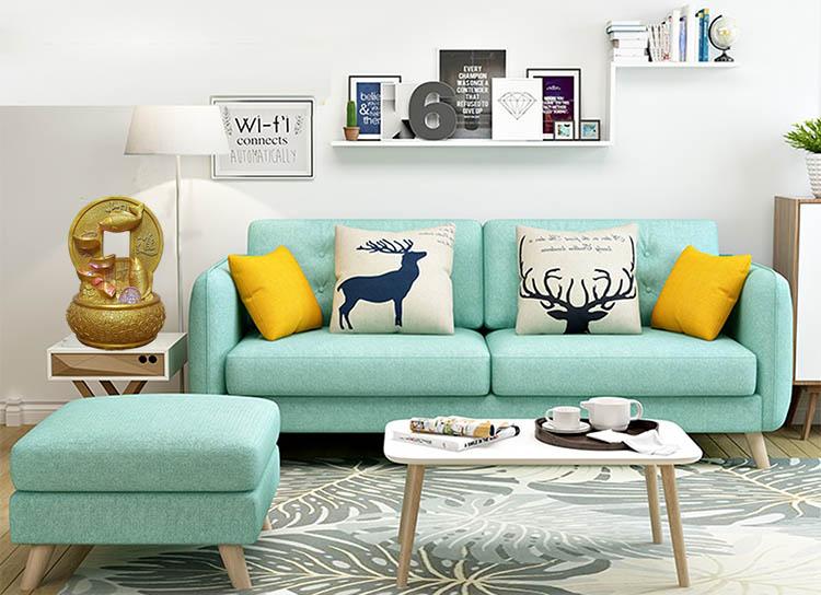 Thác Nước Cá Chép Vàng Mang đến nét độc đáo cho Không gian nội thất