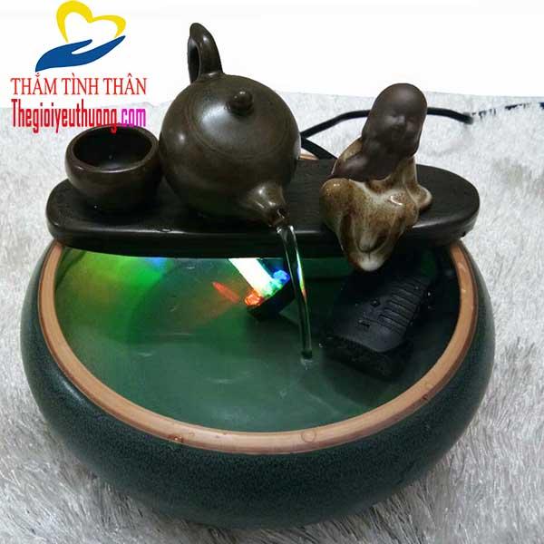Phong thủy luân bằng gốm NATRA
