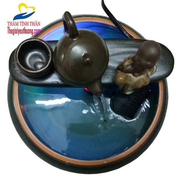 Thác nước Mini bằng gốm NATRA
