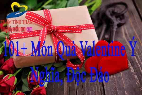 17+ Món Quà Valentine Cho Bạn Gái, Bạn Trai Ý Nghĩa và Cảm Động