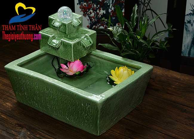 Mẫu 002 - Hồ thủy sinh để bàn, Bản decor nội thất tuyệt đẹp