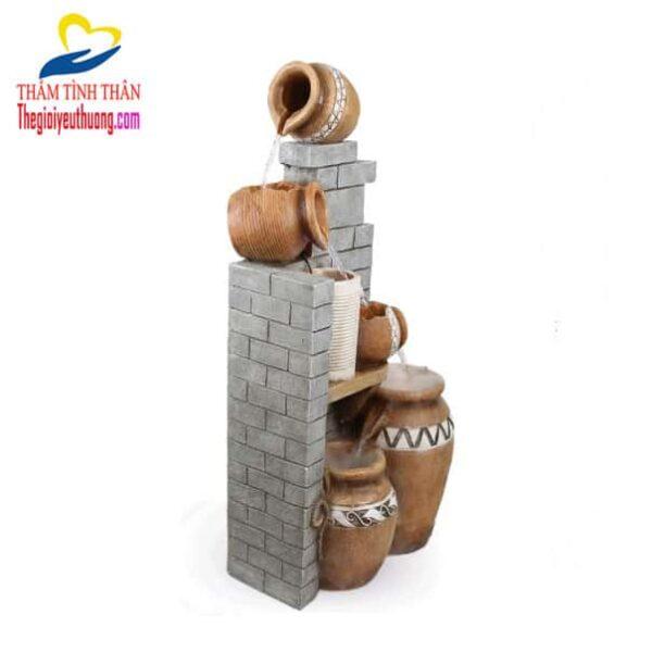 Mặt Tường Thành của Thác nước phong thủy