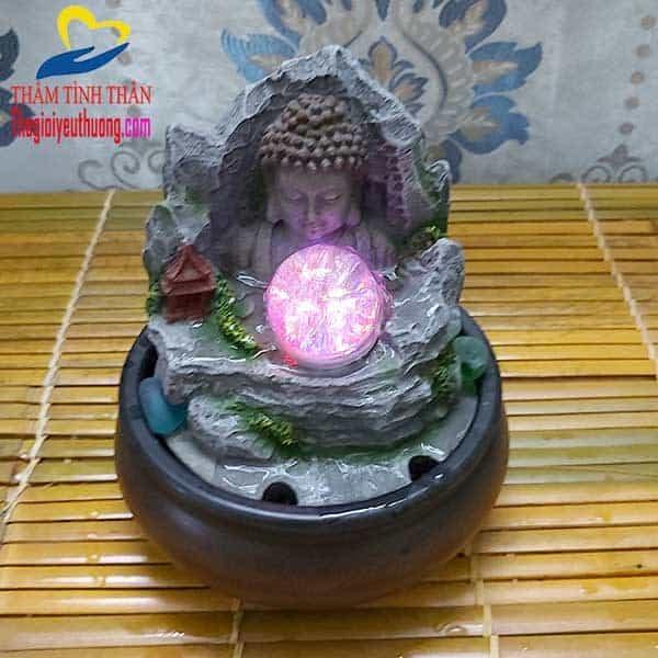 Tổng Quan Sản Phẩm Thác Nước Tượng Phật Nhỏ