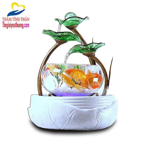 Mẫu bể thủy sinh mini đẹp