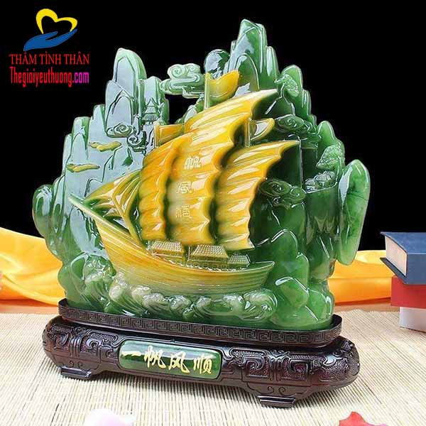 Mô hình thuyền buồm Để Bàn