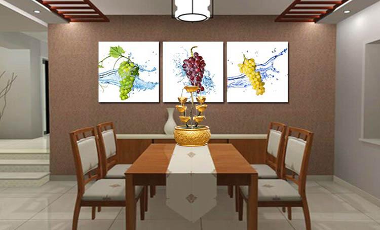 Trang trí Bàn Ăn nhà hàng