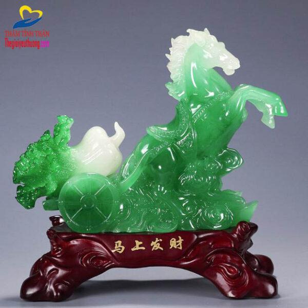 Ngựa Phong thủy, Món quà Tân gia, khai trương ý nghĩa