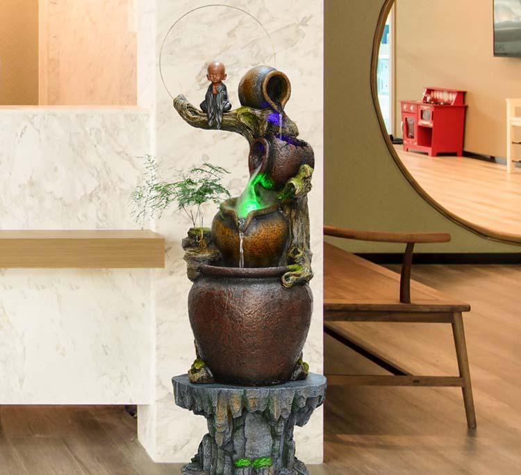 Góc nghệ thuật Phòng khách theo phong thủy