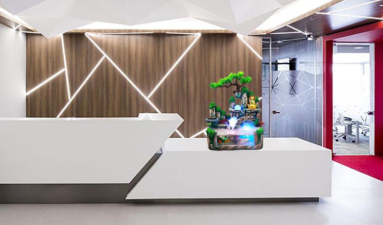 Văn phòng Ấn tượng Theo Phong thủy Độc Đáo