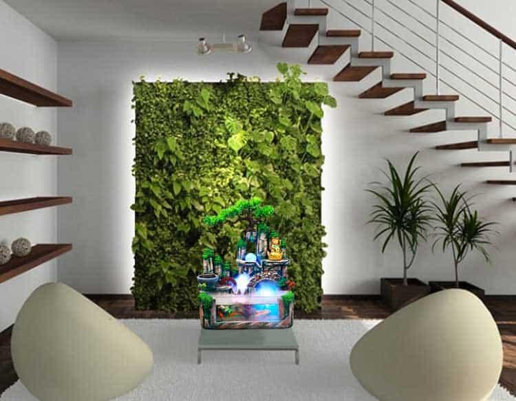 Phòng Khách ấn tượng Theo Phong thủy